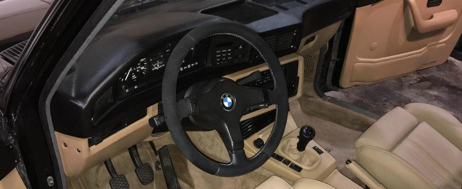 Daca vrei un BMW M5 adevarat, asta este sansa ta sa ai unul. Insa are o mica problema
