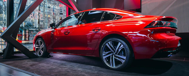 Daca zvonurile se adeveresc, nemtii au dat de belea: Peugeot ar lucra la o versiune de 350 CP a noului 508