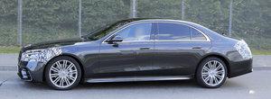Daca zvonurile se adeveresc, Seria 7 si-ar putea pierde toti clientii. Ce au reusit nemtii sa mai afle despre noul Mercedes S-Class
