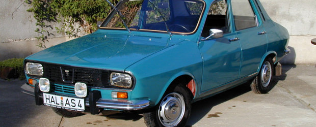 Dacia 1300 a devenit oficial masina de epoca!