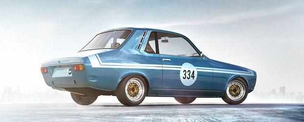 Dacia 1300 Spoon Edition: un sport-coupe cu 2 locuri pe care l-am vrea in realitate