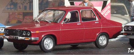 Dacia 1310 in miniatura - un colt de istorie la scara 1/43