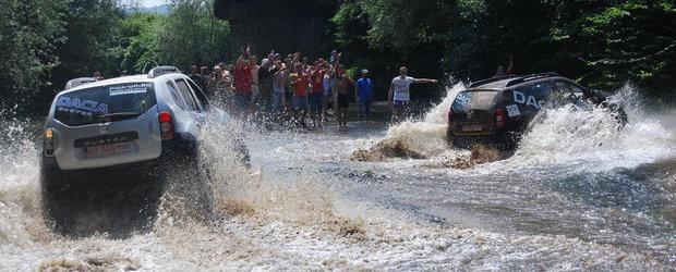 Dacia 4x4 Everyone s-a pregatit pentru Kamikaze Adventure Trophy 2012