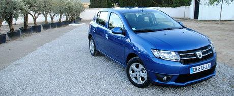 Dacia a atins un record istoric in 2015: peste 550.000 de unitati vandute in lume