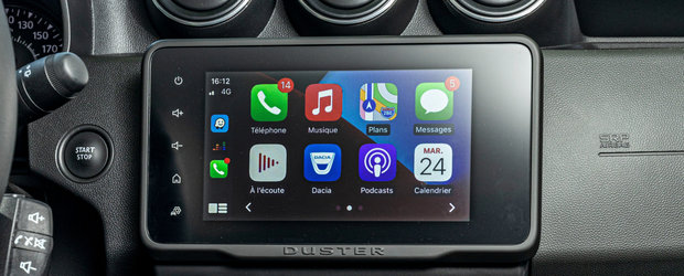 Dacia a lansat oficial masina asteptata de toata lumea. Acesta este noul Duster Facelift! Galerie foto completa