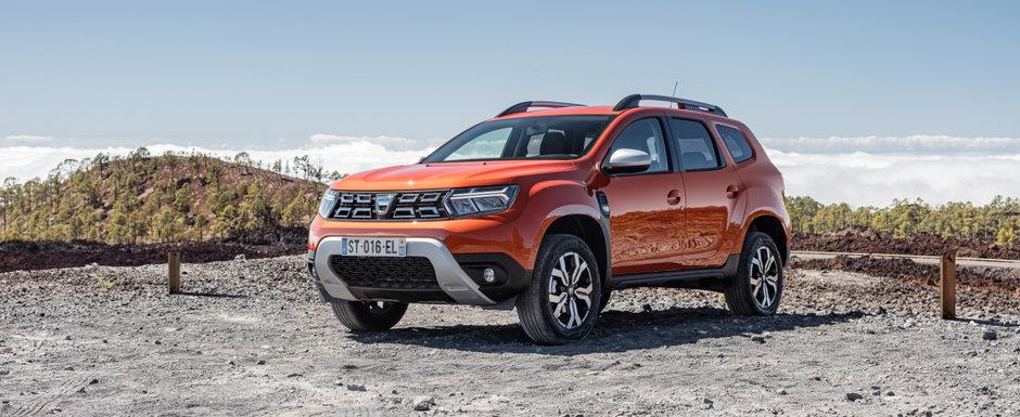 Dacia a lansat oficial masina asteptata de toata lumea. Acesta este noul Duster Facelift!