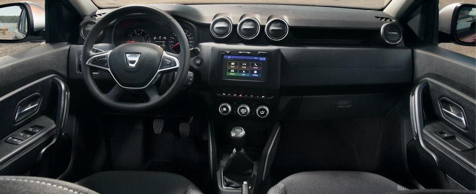 Dacia a lansat oficial noul Duster. SUV-ul romanesc a fost reinventat si este mai inteligent ca niciodata