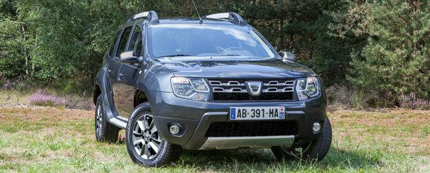 Dacia a lansat oficial SUV-ul Duster 2014 in Romania