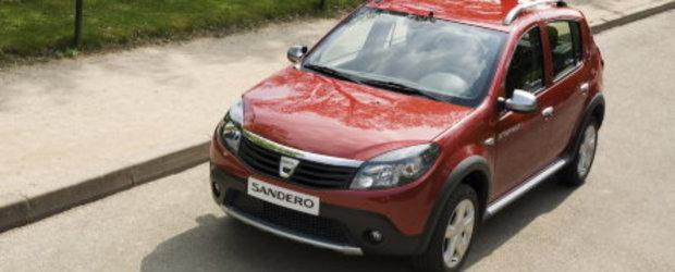 Dacia a lansat Sandero Stepway