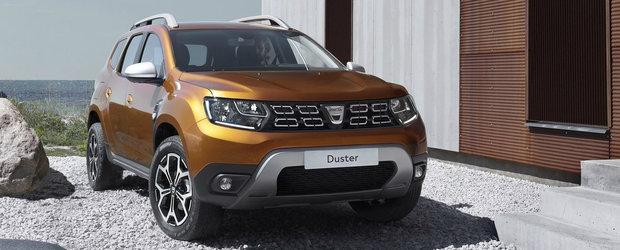 Dacia a lansat si-n Romania noul Duster cu motor 1.0 turbo. Uite aici cat costa masina de 100 CP