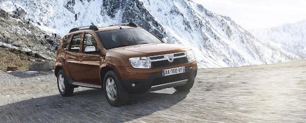 Dacia a livrat primele Dustere cu motoare de 150 cp pentru piata din Rusia