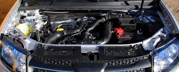 Dacia a produs o jumatate de milion de propulsoare Energy TCe 90