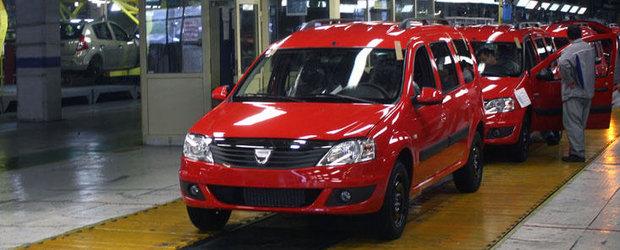 Dacia a salvat Renault de la faliment, spune directorul ArcelorMittal Galati