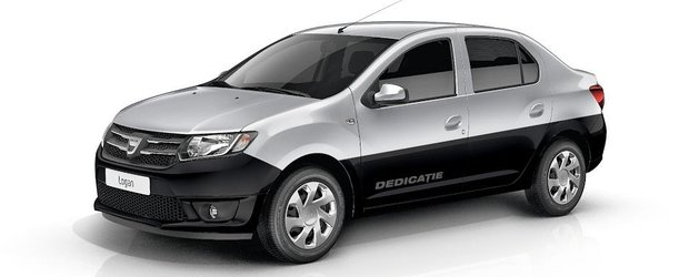 Dacia anunta Editia Limitata Logan Dedicatie, pentru a omagia Dacia 1310
