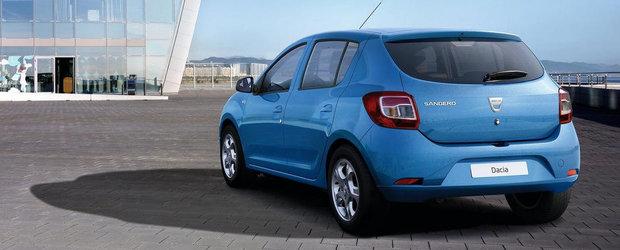 Dacia ar putea lansa un model electric. Cum ti se pare ideea?