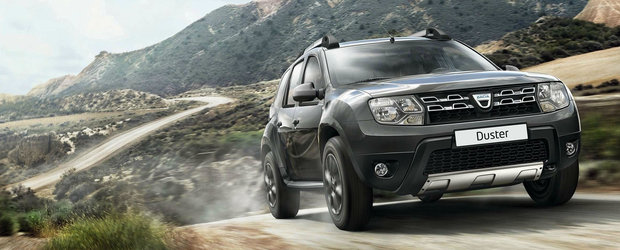 Dacia are grija de clientii sai si recheama 300 de Dustere cu probleme