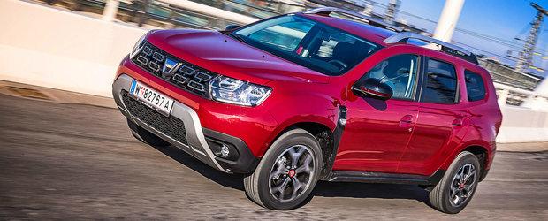 Dacia are planuri mari cu SUV-ul Duster. Producatorul de la Mioveni tocmai a facut anuntul