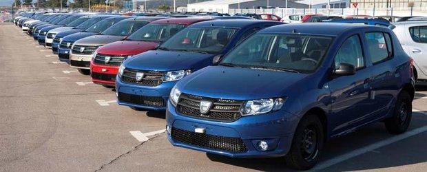 Dacia are planuri mari. Vrea sa lanseze inca trei modele!