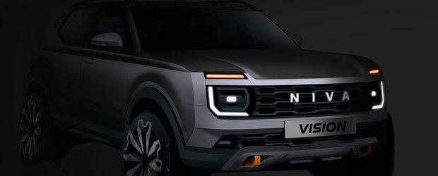 Dacia Bigster este deja in pericol. Lada Niva primeste o noua generatie dupa patru decenii