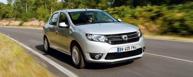 Dacia, cea mai tare marca din Europa. A inregistrat cea mai mare crestere a vanzarilor in luna august