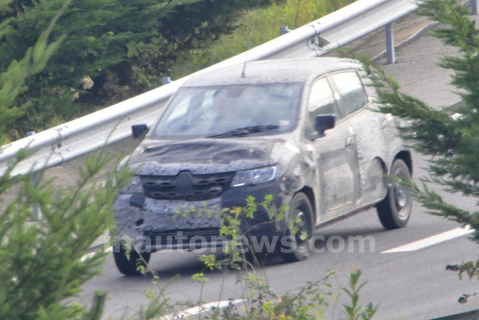 Dacia Crossover - Poze Spion