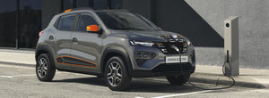 Dacia de import. Spring, primul model electric din istoria marcii, va fi produs in CHINA