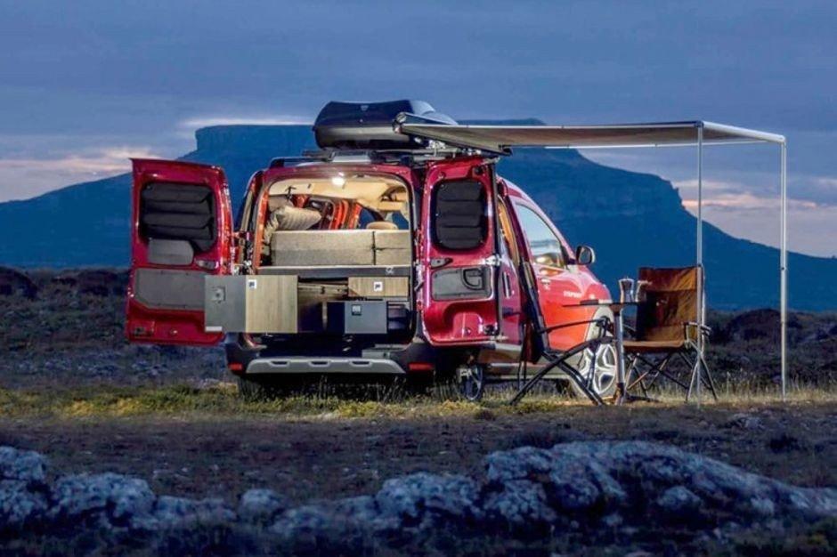 Dacia Dokker de la Camperiz