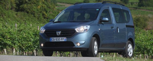 Dacia Dokker in Romania: Dokker si Dokker Van, lansate azi oficial