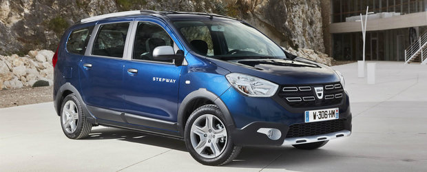 Dacia Dokker si Lodgy facelift lansate cu mai multe imbunatatiri