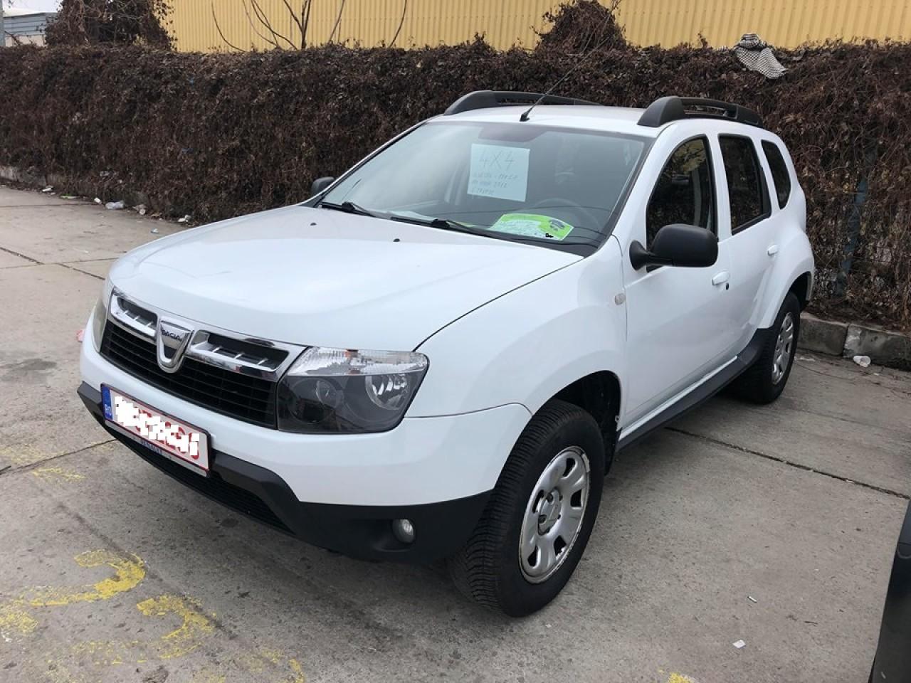 Dacia Duster 1,5 diesel 2012
