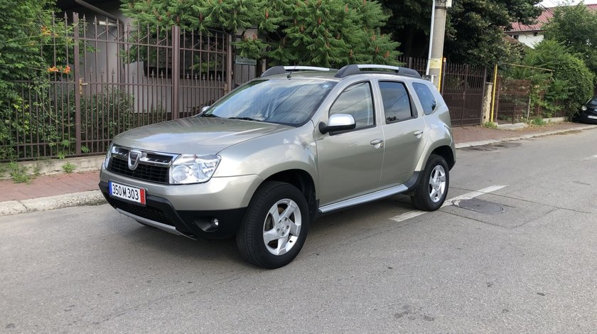 Dacia Duster 110 cp , EURO 5 2011