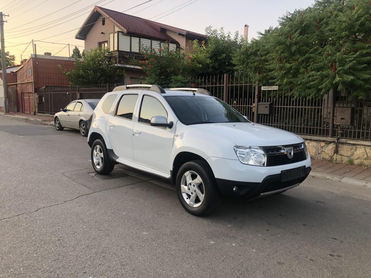 Dacia Duster 1600-16v 2011
