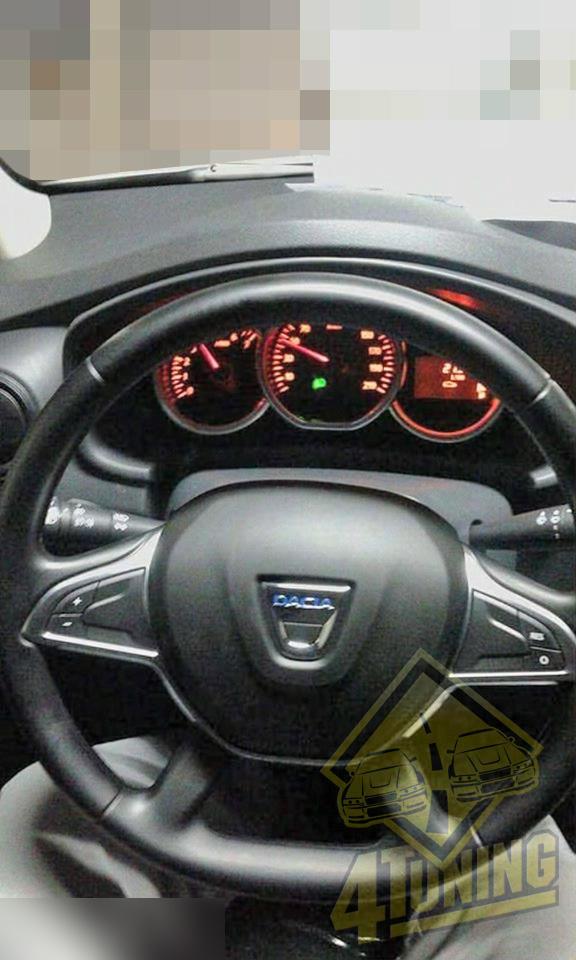 Dacia Duster 2017 - poza interior