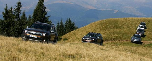 Dacia Duster a obtinut Premiul Autobest 2011
