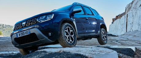 Dacia Duster ar putea ramane fara O ROATA. Sute de exemplare rechemate urgent in service