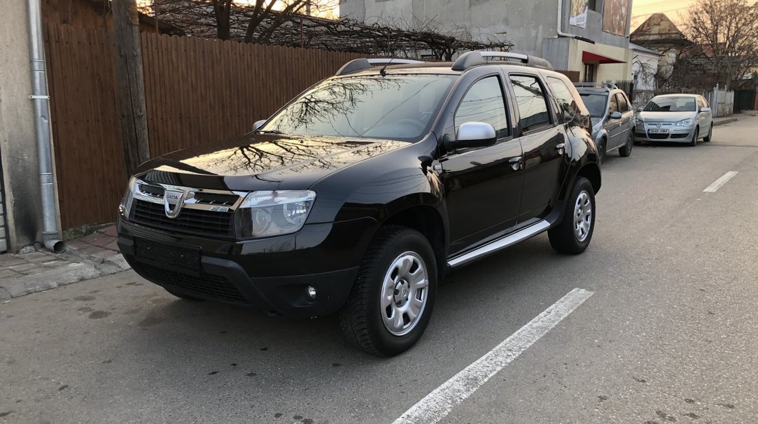 Dacia Duster benzina+gpl 2012