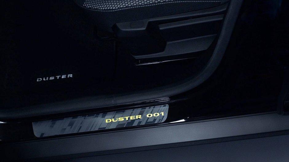 Dacia Duster Black Collector - Poze noi