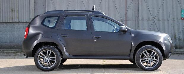 Dacia Duster Black - Editie speciala pentru Marea Britanie