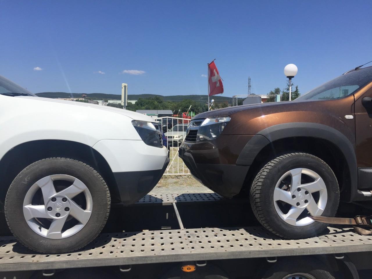 Dacia Duster CROSS 4X4 ,km Originali 2011