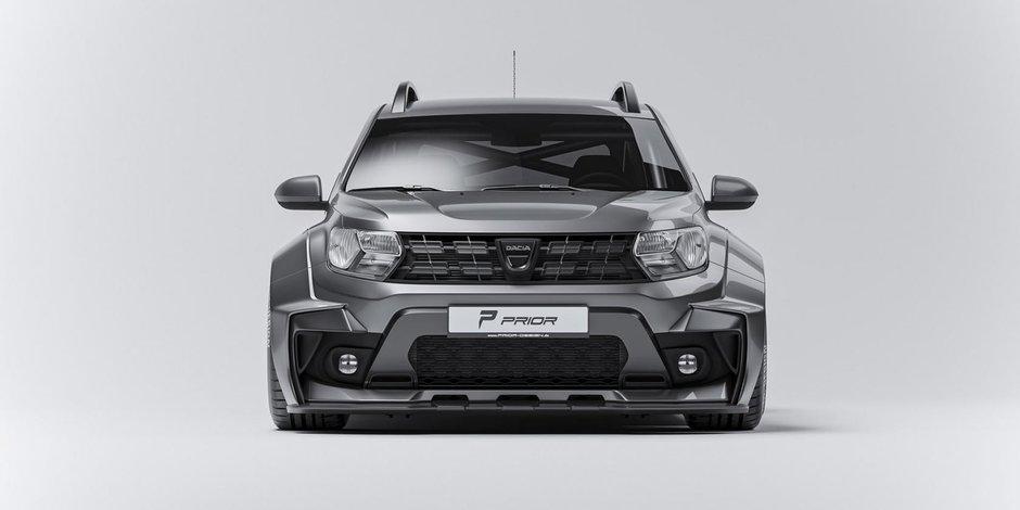 Dacia Duster de la Prior Design