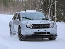 Dacia Duster electrica