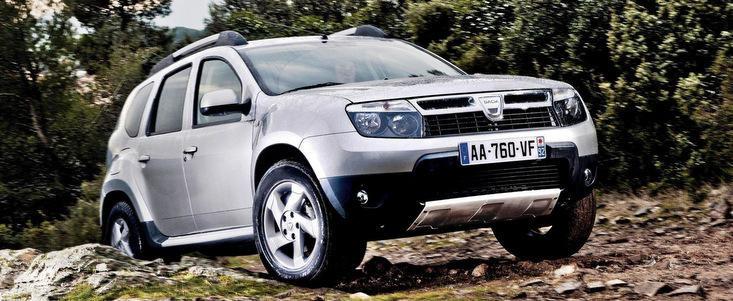 Dacia Duster este Masina Anului 2012 in Scotia