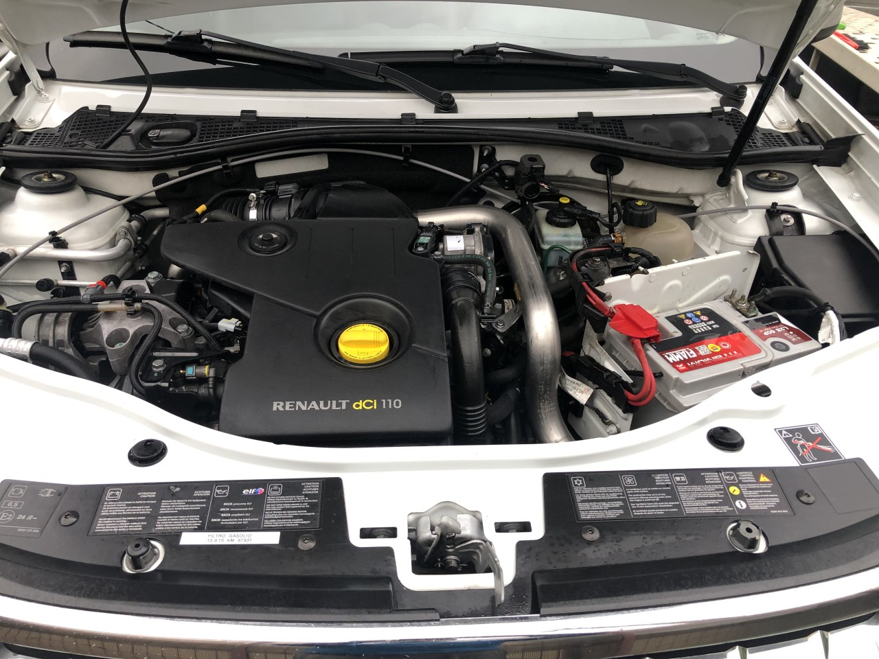 Dacia Duster EURO 5 2011