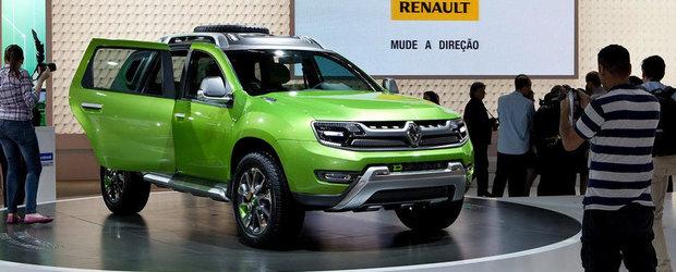 Dacia Duster Facelift debuteaza in toamna acestui an