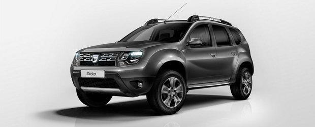 Dacia Duster Facelift - Primele imagini oficiale!