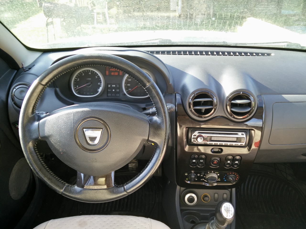 Dacia Duster gpl 2010