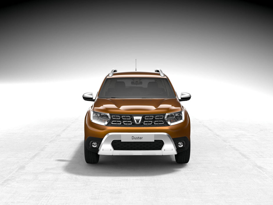 Dacia Duster in varianta de top