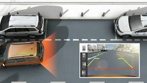 Dacia Duster - multiview camera