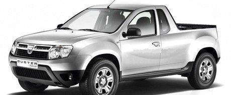 Dacia Duster Pick-Up - de ce nu?