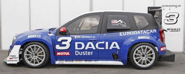 Dacia Duster Pikes Peak - Galerie foto si informatii oficiale!